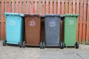 kosz, odpady, śmieci, pojemniki, ustawa śmieciowa
